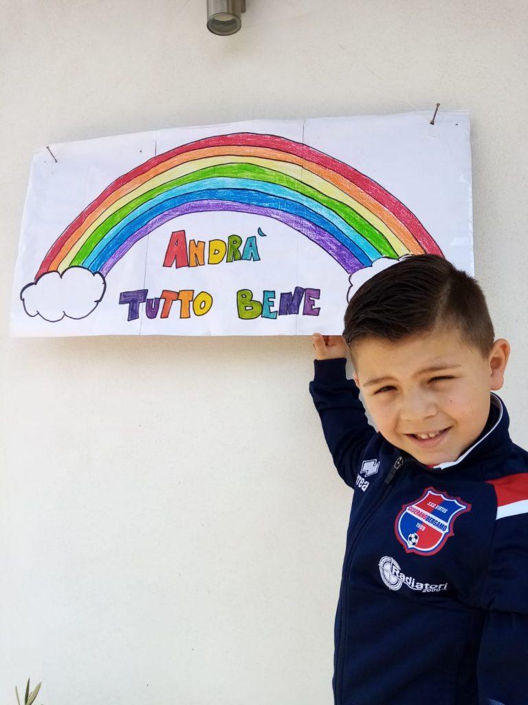 #Andràtuttobene: i pensieri dei ragazzi del settore giovanile Virtus Ciserano Bergamo