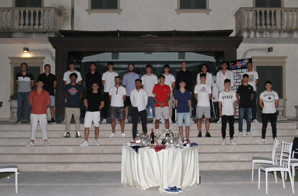 Presentata la Virtus Ciserano Bergamo 2020-2021. Tutti i giocatori rossoblù, staff societario e staff tecnico. Via agli allenamenti dal 6 agosto