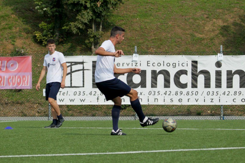 Primi match ufficiali per l'agonistica Virtus Ciserano Bergamo nelle sfide dei trofei Ciatto e Cassera