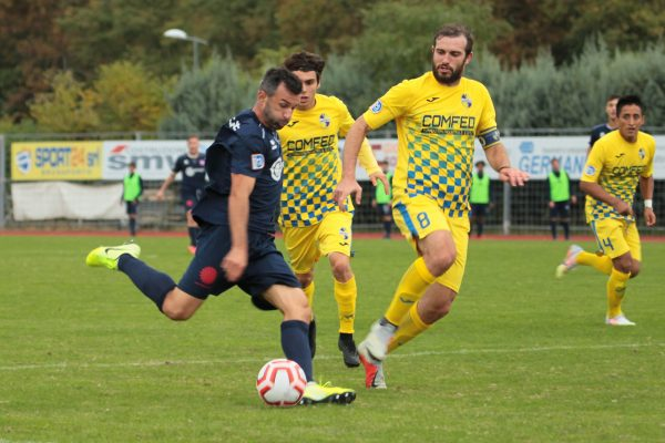 Brusaporto-Virtus Ciserano Bergamo (1-0): le immagini del match