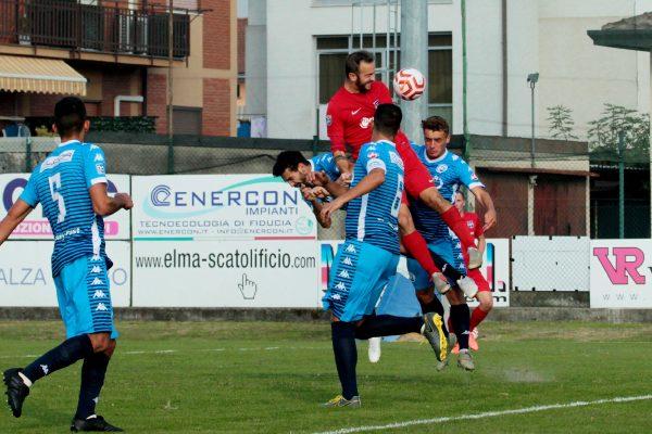 Virtus Ciserano Bergamo-Desenzano Calvina (0-1): le immagini del match