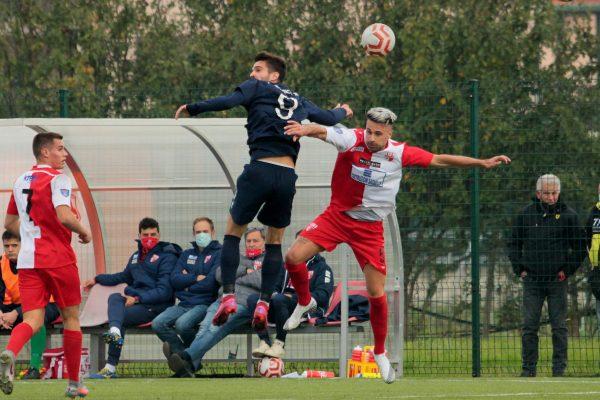 Casatese-Virtus Ciserano Bergamo (1-2): le immagini del match