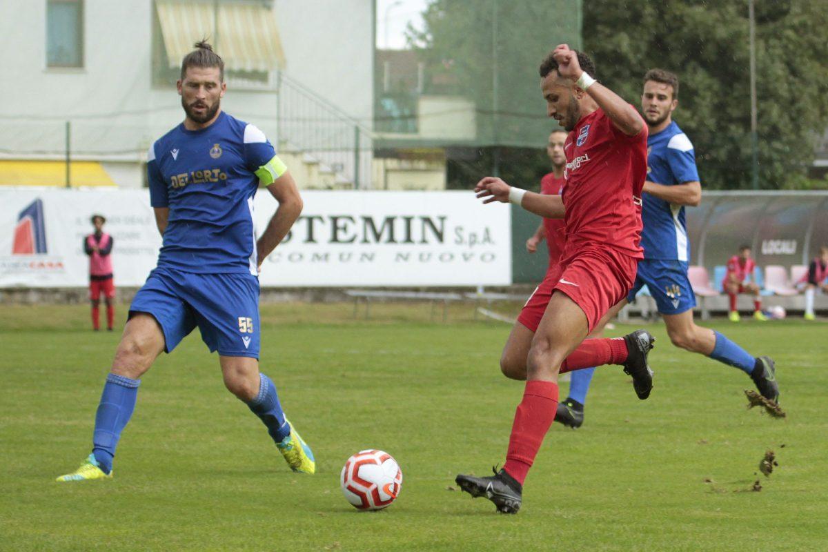 Virtus Ciserano Bergamo-Seregno 1-0: le immagini del match