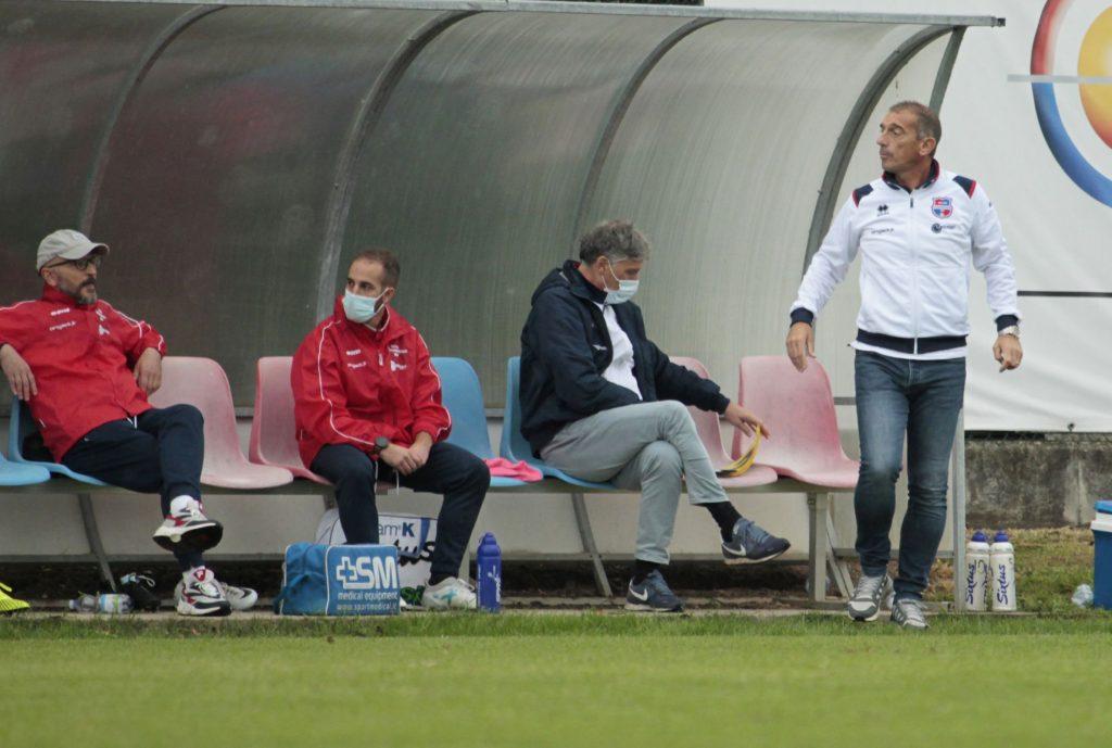 PHOTOGALLERY e VIDEO- Virtus Ciserano Bergamo-Seregno (0-1): il gol beffa di Franca non cancella l'ottimo match rossoblù