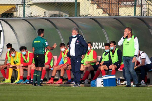 Virtus Ciserano Bergamo-Sporting Franciacorta 1-4: le immagini del match