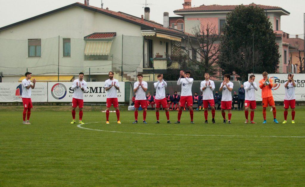 VIDEO- Fanfulla-Virtus Ciserano Bergamo (1-1): 8 punti in 4 partite, prosegue il buon momento rossoblù