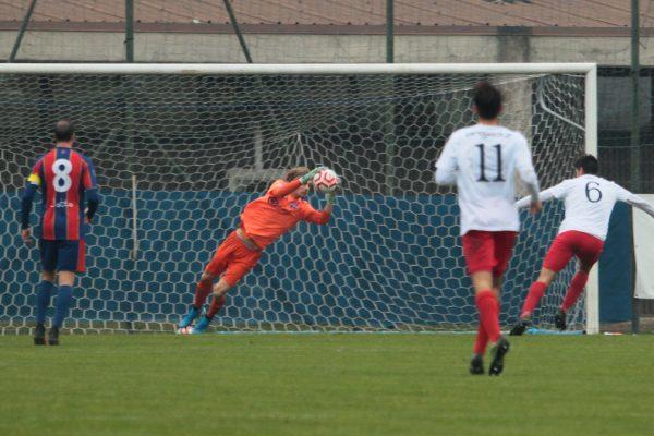 Virtus Ciserano Bergamo-Sona Calcio 3-1: le immagini del match