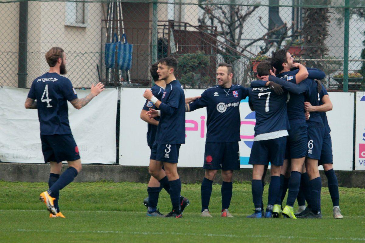 Virtus Ciserano Bergamo-Scanzorosciate 2-0: le immagini del match