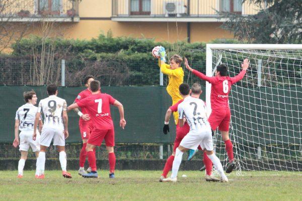 Fanfulla-Virtus Ciserano Bergamo 1-1: le immagini del match