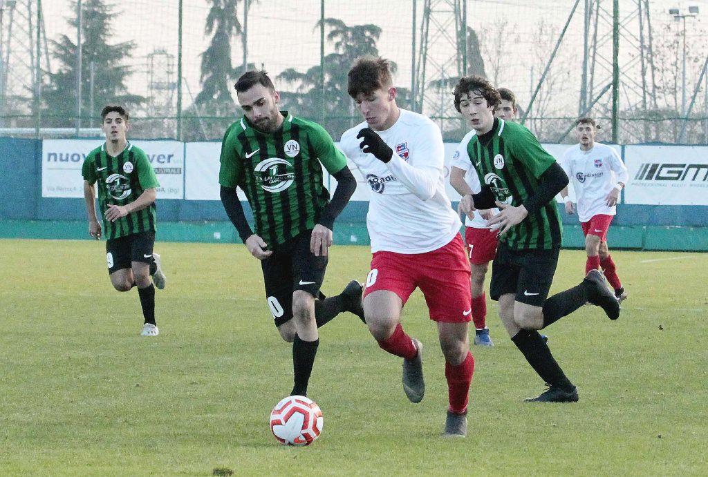 """Giovani D Valore"": Virtus Ciserano Bergamo 3° nel girone B"