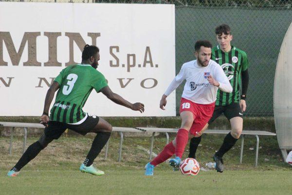 Virtus Ciserano Bergamo-Vis Nova Giussano 1-1: le immagini del match