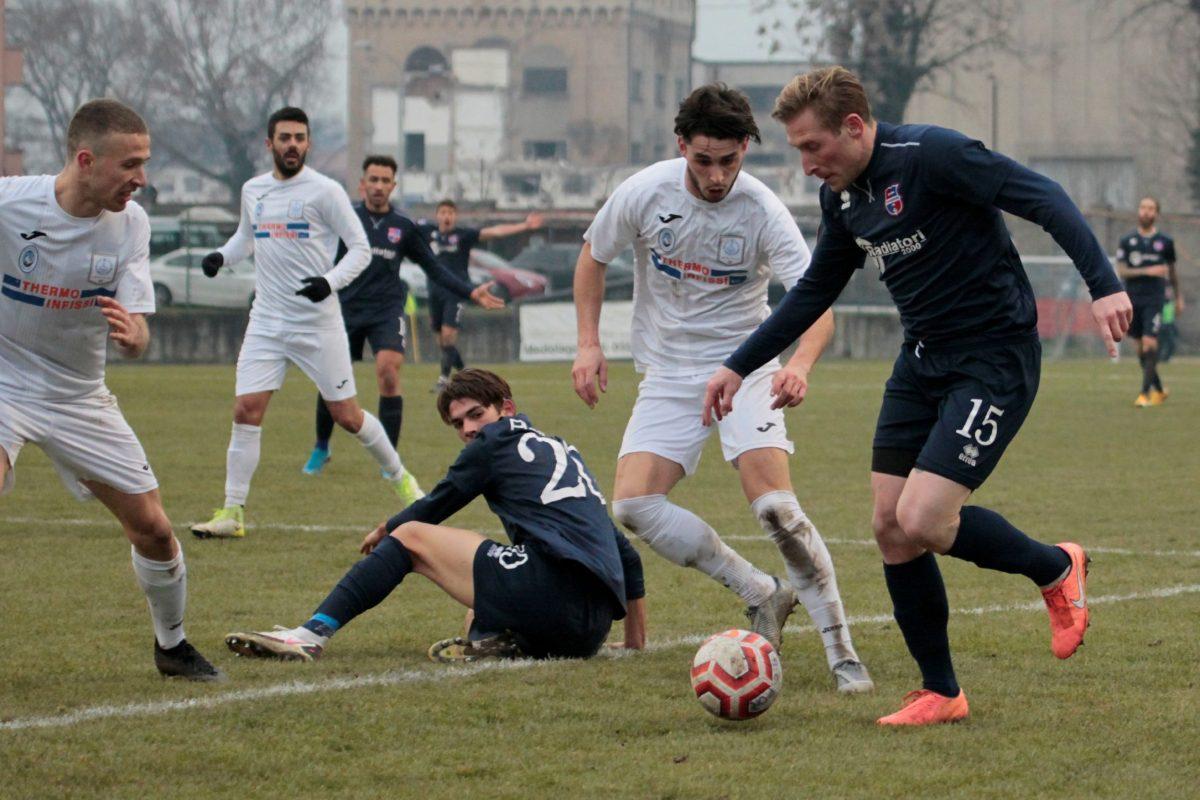 Ponte San Pietro-Virtus Ciserano Bergamo 1-2: le immagini del match