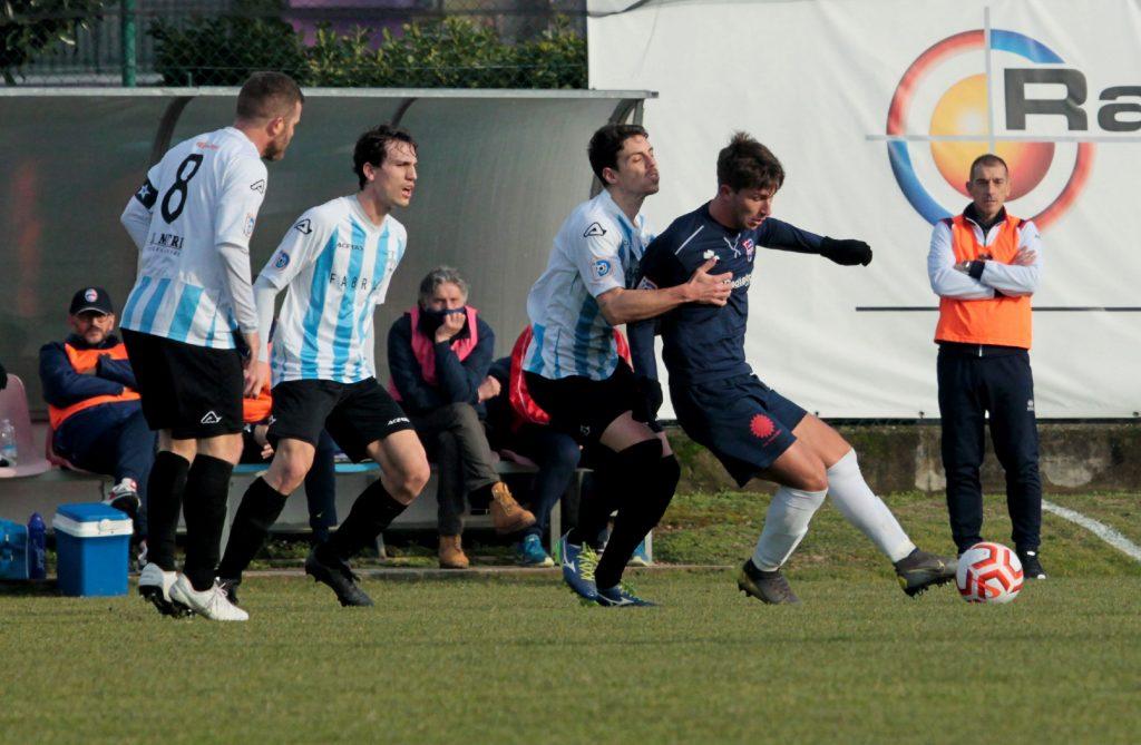 Segui il live di Crema-Virtus Ciserano Bergamo (finale 1-0): vantaggio su rigore di Bardelloni