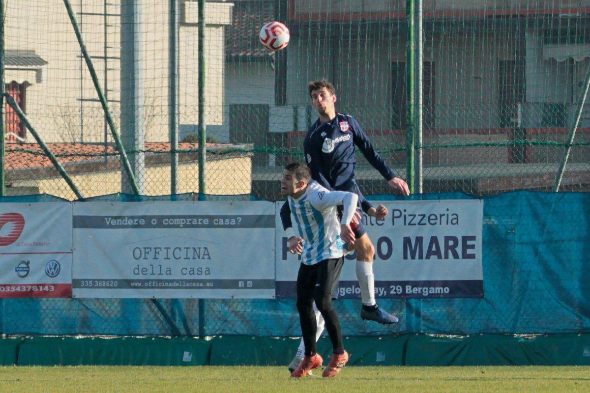 Virtus Ciserano Bergamo-Tritium 3-1: le immagini del match