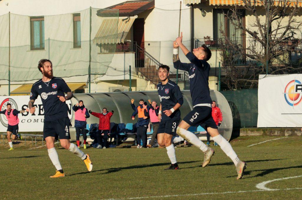 VIDEO- Settimo risultato utile consecutivo per la Virtus Ciserano Bergamo: battuta la Tritium (3-1) nel derby