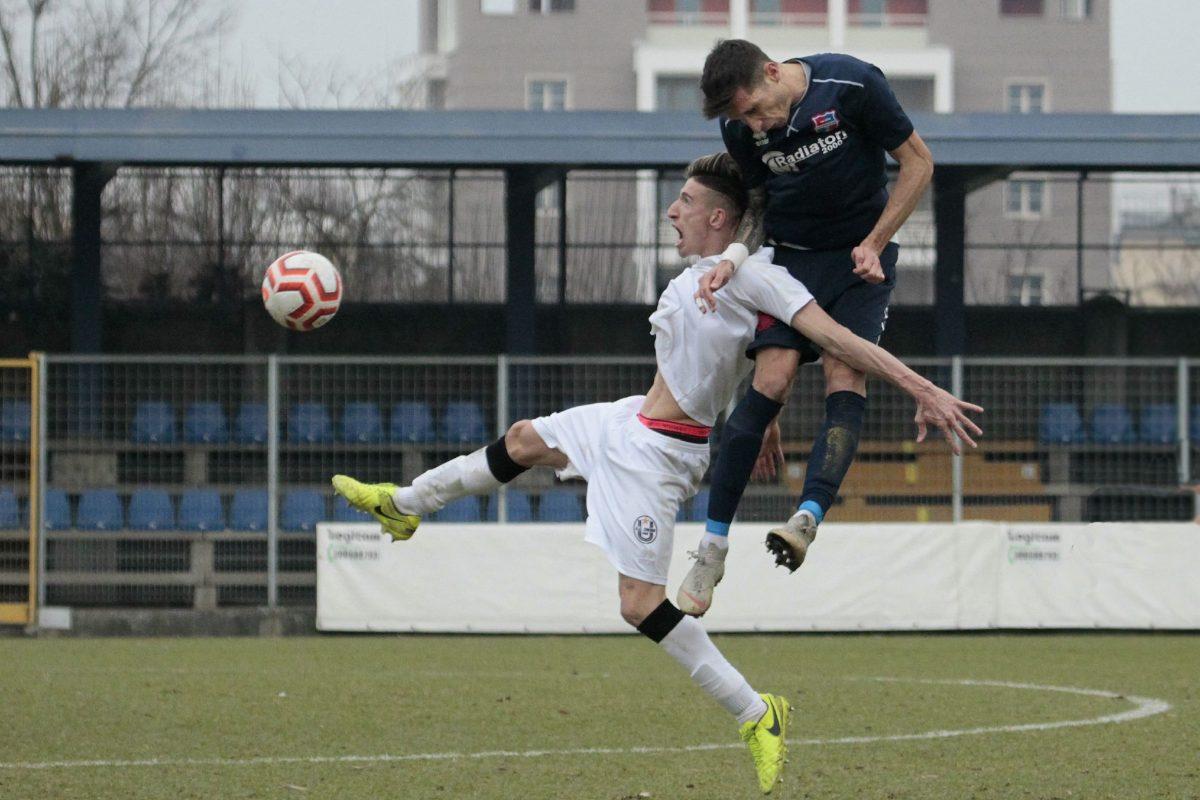 Crema-Virtus Ciserano Bergamo (1-0): le immagini del match