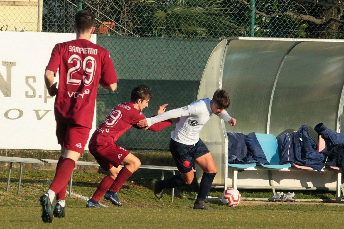 Virtus Ciserano Bergamo-Breno (0-1): le immagini del match
