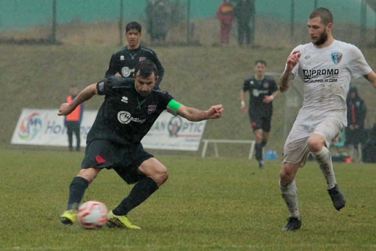 Real Calepina-Virtus Ciserano Bergamo 1-0: le immagini del match