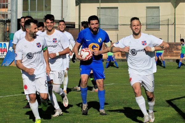 Virtus Ciserano Bergamo- Calcio Brusaporto (4-0): le immagini del match