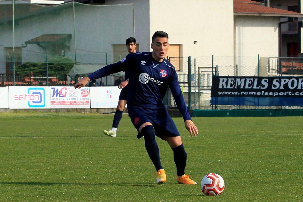Virtus Ciserano Bergamo-Casatese (0-2): le immagini del match