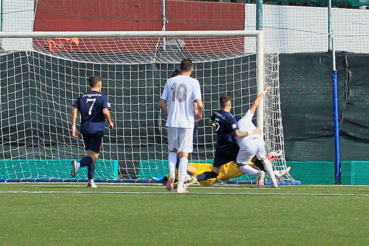 Sporting Franciacorta-Virtus Ciserano Bergamo (2-2): le immagini del match