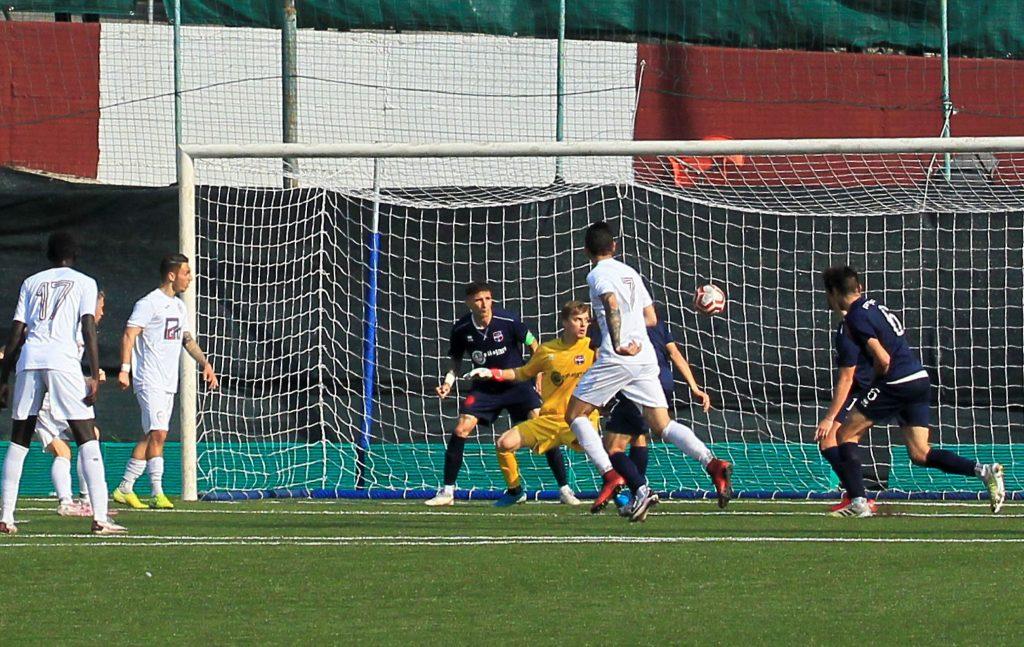 Video e photogallery- Beffa servita nel finale. In vantaggio 2-0 nel recupero la VCBG è rimontata dallo Sporting Franciacorta