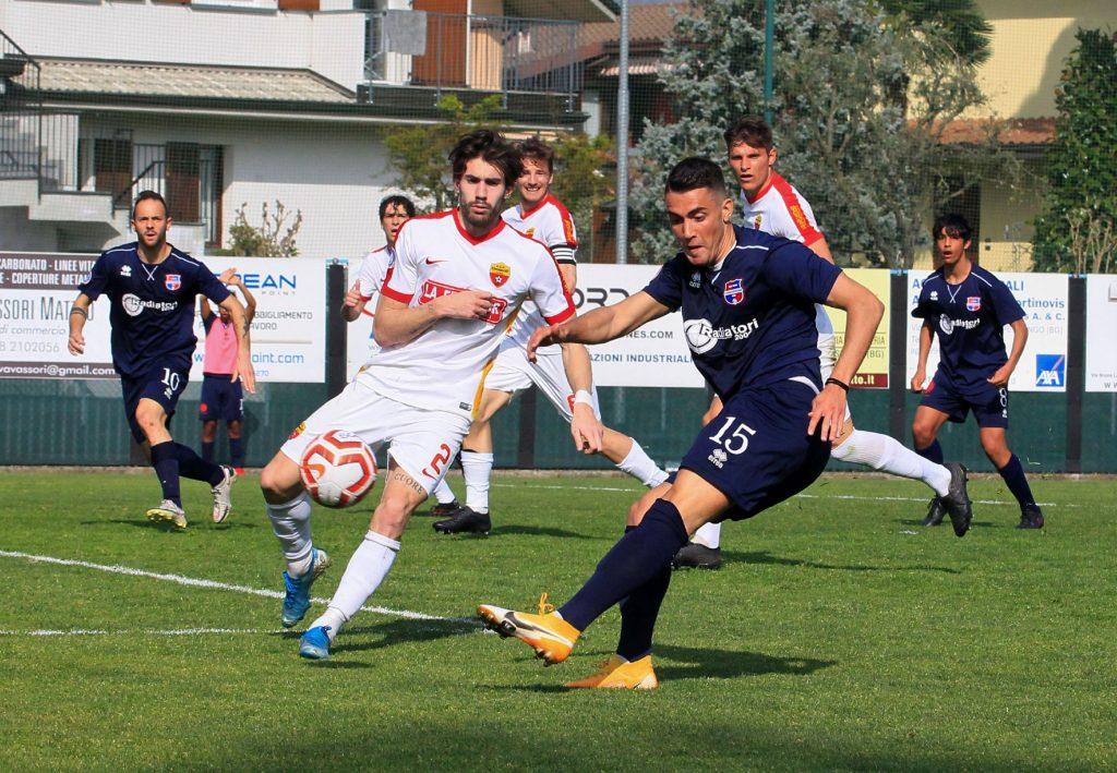 Nuovo successo in trasferta della Virtus Ciserano Bergamo: a Scanzorosciate decide un gol di Careccia