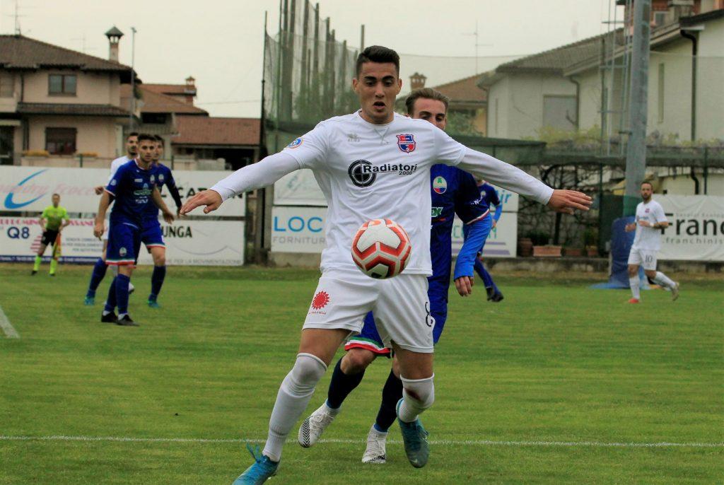 Segui il live del match tra Sona e Virtus Ciserano Bergamo (finale 2-1): Spini accorcia le distanze su assist di Ricozzi