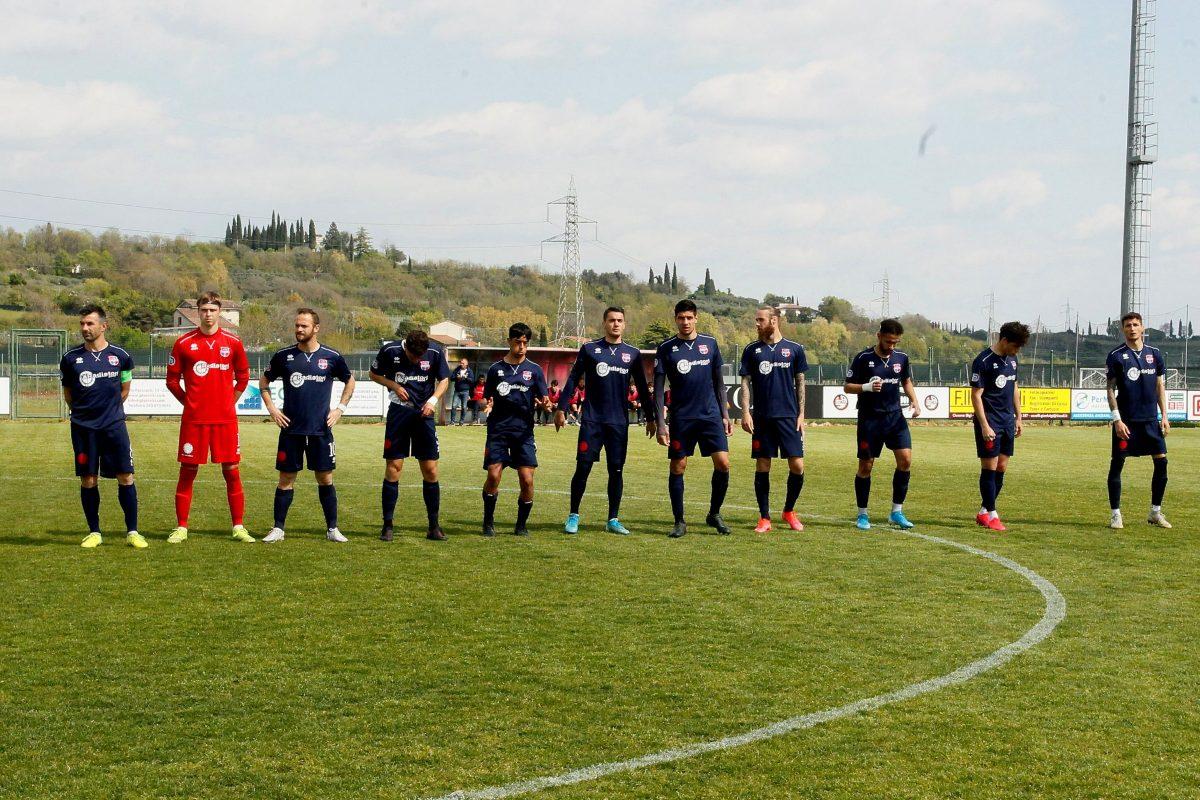 Sona Calcio-Virtus Ciserano Bergamo (2-1): le immagini del match