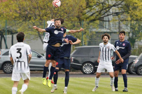 Virtus Ciserano Bergamo-Fanfulla (2-3): le immagini del match