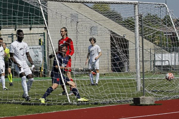 Vis Nova-Virtus Ciserano Bergamo (0-2): le immagini del match
