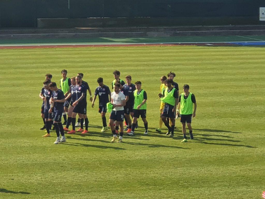 Segui il live del match tra Vis Nova Giussano e Virtus Ciserano Bergamo (finale 0-2): Leonardo Pozzoni raddoppia!!!!