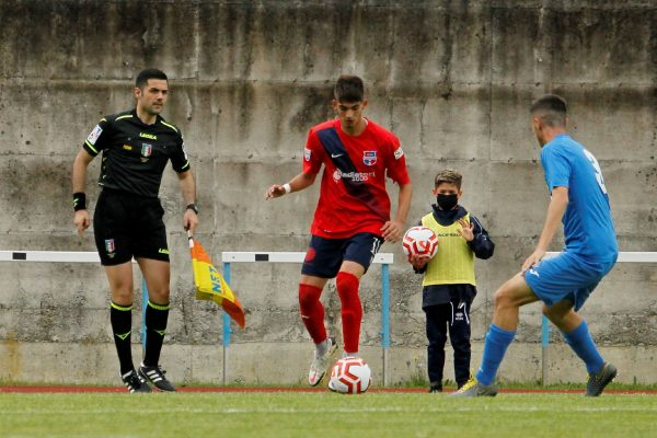 Virtus Ciserano Bergamo-Ponte San Pietro (2-1): le immagini del match