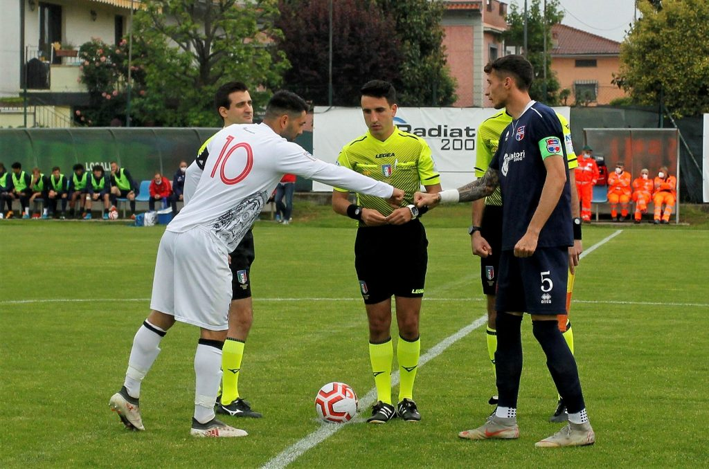 Segui il live del match tra Caravaggio e Virtus Ciserano Bergamo (risultato finale 3-1): Esposito accorcia le distanze