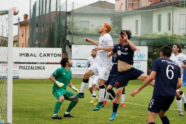 Virtus Ciserano Bergamo-Crema 0-2: le immagini del match