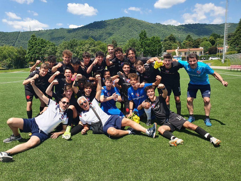 Perfetti e vincenti: Under 17, Under 15 e Under 14 Virtus Ciserano Bergamo si aggiudicano Cassera e Ciatto