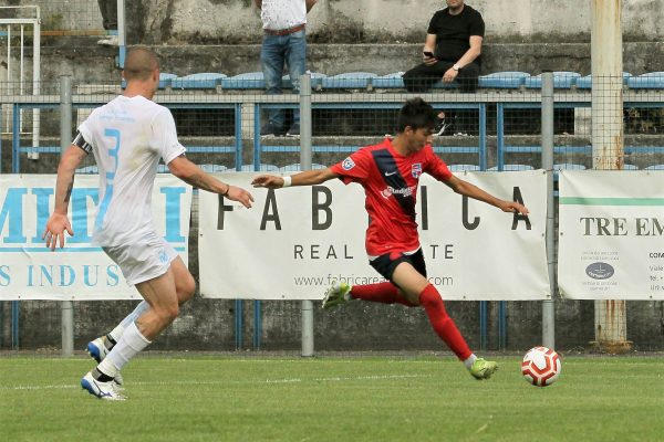 Tritium-Virtus Ciserano Bergamo (1-0): le immagini del match