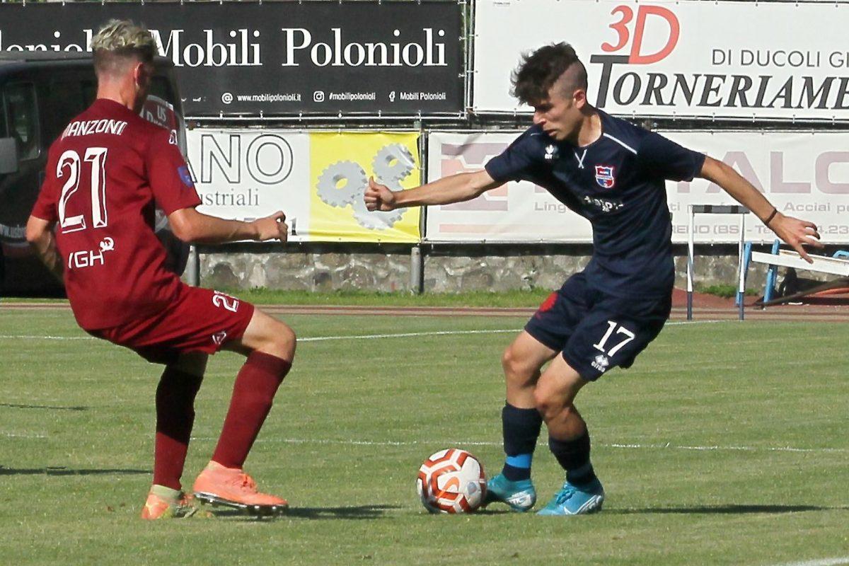 Breno-Virtus Ciserano Bergamo (1-1): le immagini del match