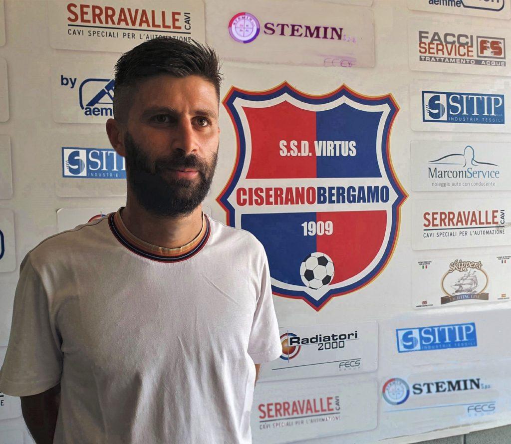 Colpo a centrocampo per la Virtus Ciserano Bergamo: benvenuto a Stefano Selvatico