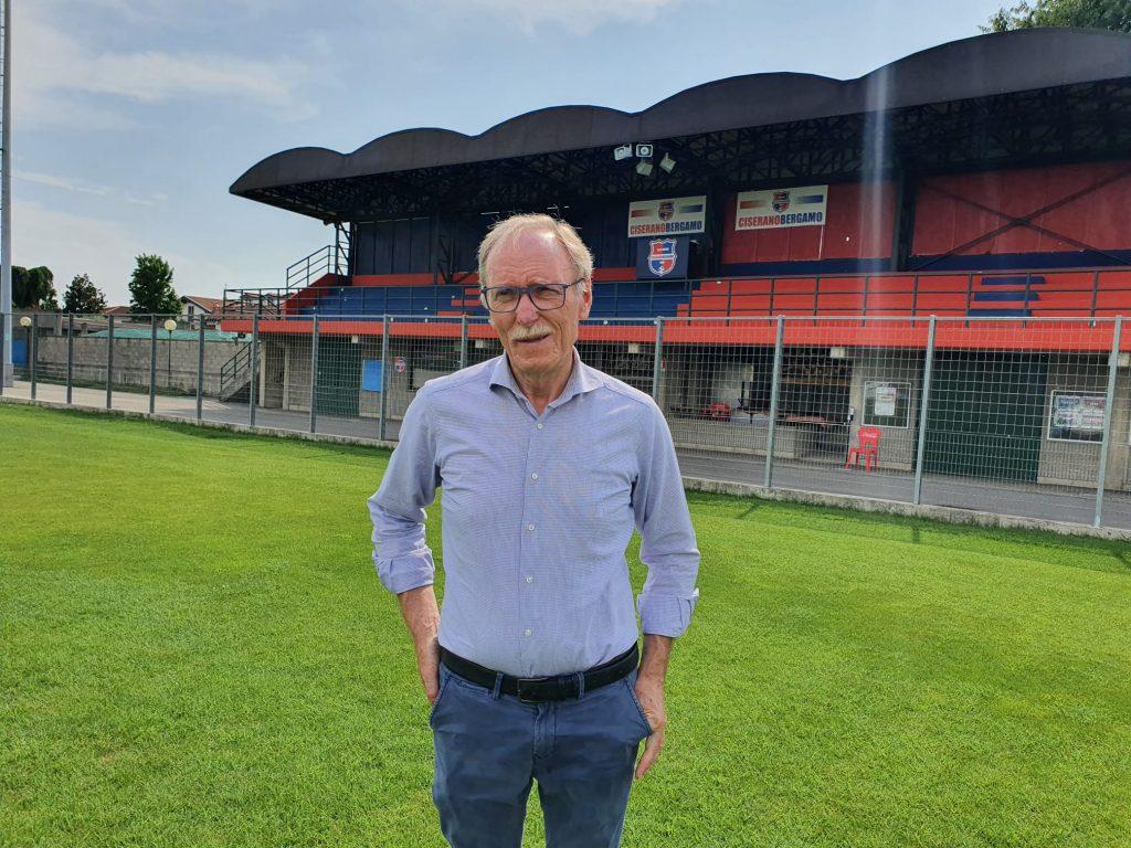 Bentornato a Giovanni Capoferri, delegato della società alla prima squadra e nella cura dei rapporti con la Federazione