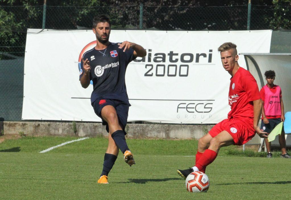 Test congiunto Virtus Ciserano Bergamo – Atalanta Primavera del 14 agosto a porte chiuse a Ciserano