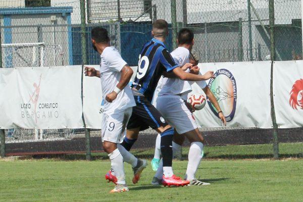 Test congiunto Virtus Ciserano Bergamo-Atalanta Primavera (5-3): le immagini del match