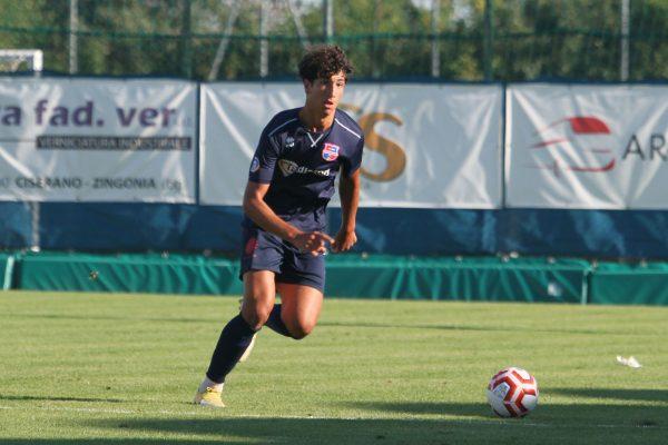 Test d'allenamento Virtus Ciserano Bergamo-AlbinoGandino (2-1): le immagini del match