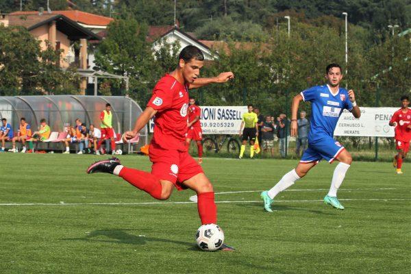 Casatese-Virtus Ciserano Bergamo (2-3): le immagini del 1° turno di Coppa Italia