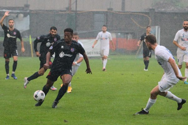 Ponte San Pietro-Virtus Ciserano Bergamo 0-1: le immagini del match