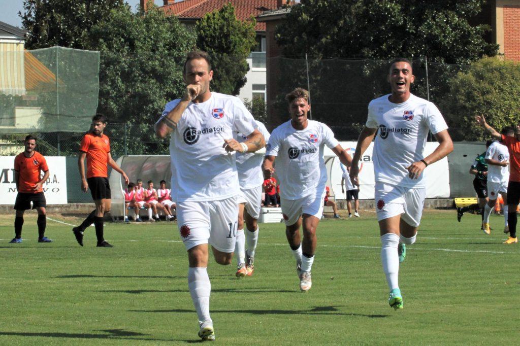 Esordio con successo in Coppa Italia: Virtus Ciserano Bergamo batte il Leon (5-1) e passa al 1° turno