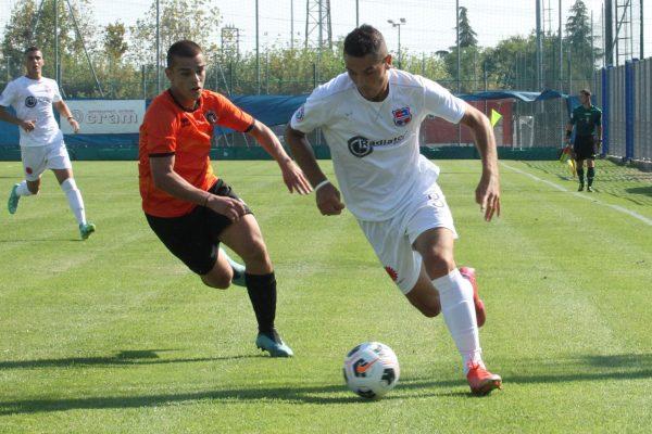 Virtus Ciserano Bergamo-Leon 5-1: le immagini del match