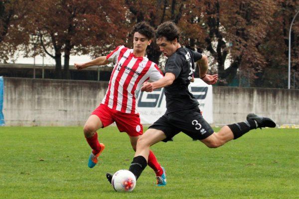 Under 17 Virtus Ciserano Bergamo-Caravaggio al Carillo: le immagini del match