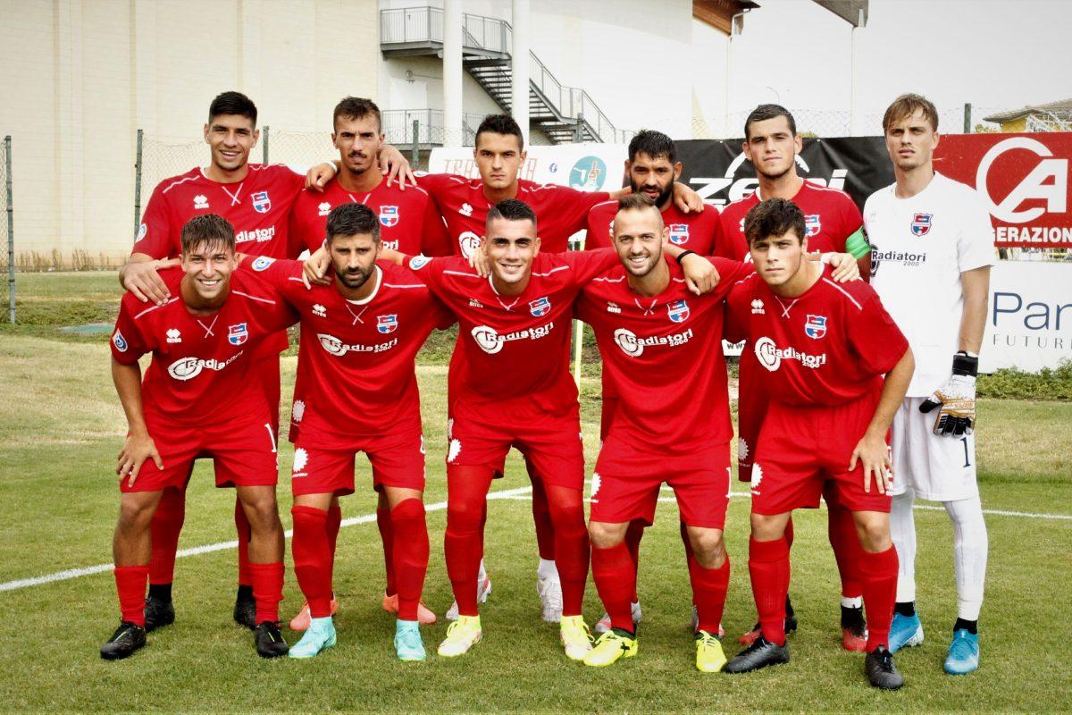 Virtus Ciserano Bergamo-Legnano (1-1): le immagini del match
