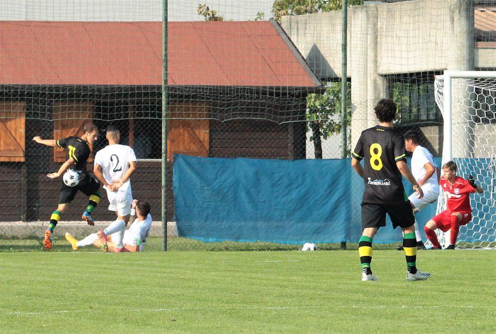 Video e photogallery: primo ko in campionato per la Virtus Ciserano Bergamo contro il City Nova (2-1)